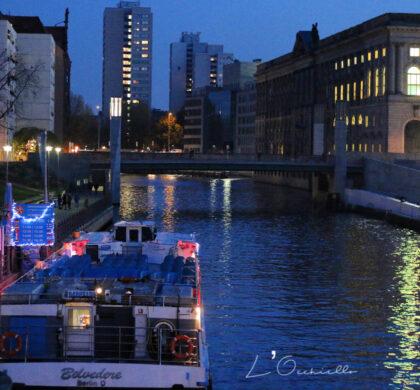 Night is coming in Berlin